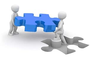 Jigsaw piece to get the right fit with great advice and consultation