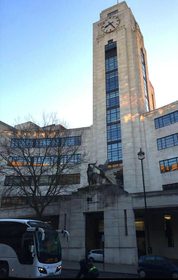 The National Audit Office London